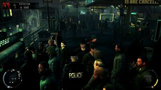 Hitman Absolution - Tren