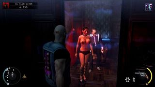 Hitman Absolution - El Club Vixen 2