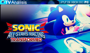 Videoan�lisis Sonic & All-Stars Racing Transformed