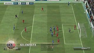 FIFA 13 - Los mejores goles (7)