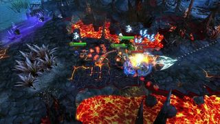 Heroes of Order & Chaos - Lanzamiento
