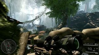 Sniper: Ghost Warrior 2 - Jugabilidad (2)