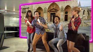 Just Dance 4 - Anuncio