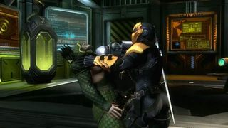 Injustice: Gods Among Us - Deathstroke