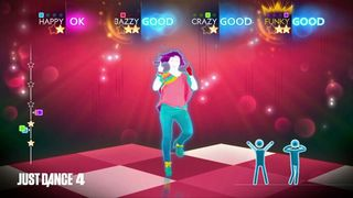 Just Dance 4 - I Want You Back