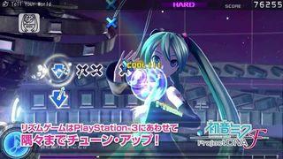 Hatsune Miku Project Diva F - Tr�iler (3)