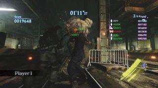 Resident Evil 6 - Predator