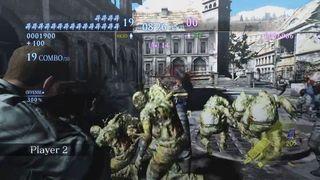 Resident Evil 6 - Onslaught
