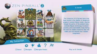Zen Pinball 2 - Wii U