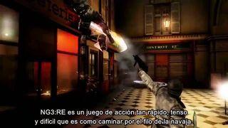 Ninja Gaiden 3: Razor's Edge - Nintendo Direct (2)