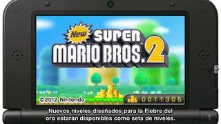 New Super Mario Bros. 2 - Nuevos niveles