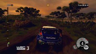 WRC - Rally Safari