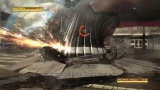 Metal Gear Rising: Revengeance - Ray