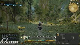 Final Fantasy XIV - Creaci�n de objetos