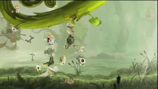Rayman Legends - Toad Story