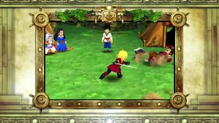 Dragon Quest VII - Debut