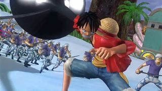One Piece: Pirate Warriors 2 - Debut