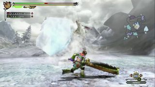 Monster Hunter 3 Ultimate - Lagombi