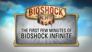 BioShock Infinite - Primeros minutos