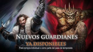 Guardianes de la Tierra Media - Thorin y Gran Trasgo