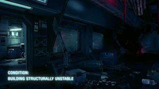 Aliens: Colonial Marines - Interiores de Hadley's Hope