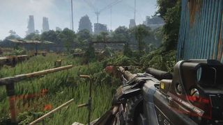 Crysis 3 - Campo a trav�s