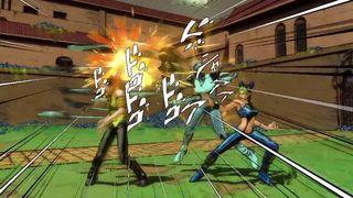 JoJo's Bizarre Adventure All Star Battle - Tr�iler (3)