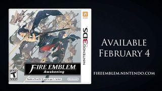 Fire Emblem: Awakening - Teaser
