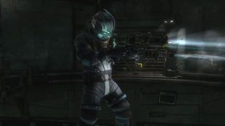 Dead Space 3 - Kinect