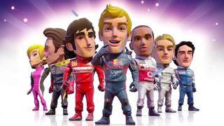 F1 Race Stars - Nuevos circuitos