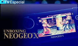 Unboxing Neo Geo X - Vandal TV