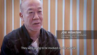 Ni no Kuni: La ira de la Bruja Blanca - La m�sica de Joe Hisaishi