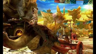 Monster Hunter 4 - Jugabilidad (4)