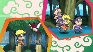 Naruto SD: Powerful Shippuden - Anuncio Europa