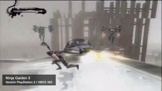Videoan�lisis Ninja Gaiden 3: Razor's Edge - Vandal TV