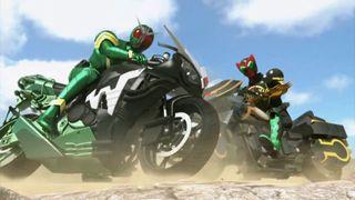 Kamen Rider: Battride War - Debut