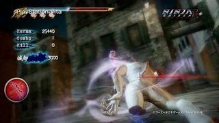 Ninja Gaiden Sigma Plus 2 - Tr�iler