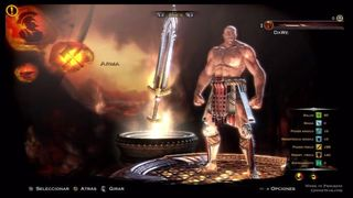 God of War: Ascension - Configurando a Ares