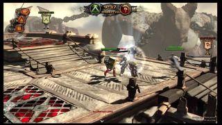God of War: Ascension - Capturar la bandera