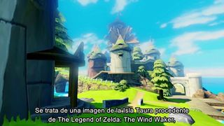 The Legend of Zelda: Wind Waker HD - Primer vistazo