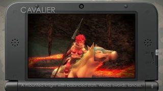Fire Emblem: Awakening - Clases de personajes