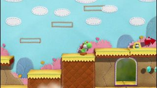 Yoshi Wii U - Primer vistazo