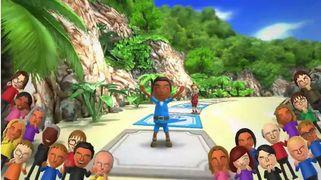 Wii U Party - Debut