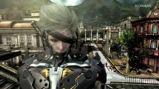 Metal Gear Rising: Revengeance - Traje