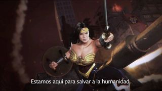 Injustice: Gods Among Us - Tr�iler (2)