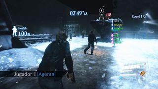 Resident Evil 6 - Modo Asedio