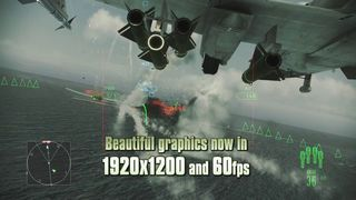 Ace Combat Assault Horizon - Enhanced Edition - Lanzamiento