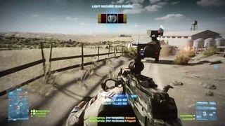 Battlefield 3 - Captura la bandera