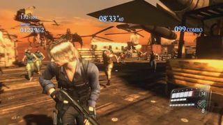 Resident Evil 6 PC - Mercenarios: Sin piedad