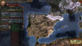 Europa Universalis IV - Tecnolog�a